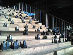"György Ligeti's ""Poème symphonique"" for a hundred metronomes"
