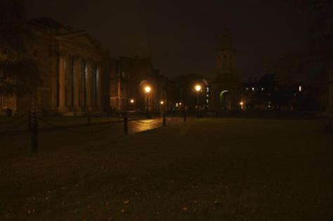 Trinity college front square by Muiris Woulfe (click to see more of her work)