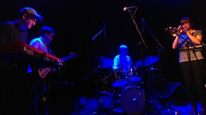 Dinosaur at The Sugar Club on 21 February 2017   Review