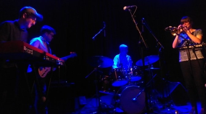 Dinosaur at The Sugar Club on 21 February 2017 | Review