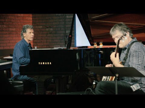 Chick Corea & Béla Fleck at The National Concert Hall, 10 July 2017